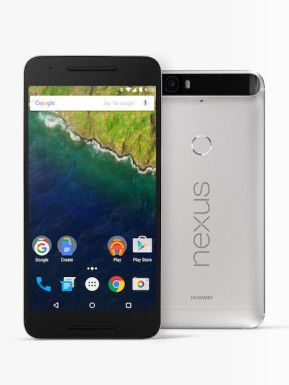 The Nexus 6P.