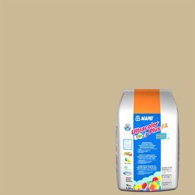Mapei Ultracolor Plus Fa 10-Lb Harvest Sanded/Unsanded Powder Grout 6B