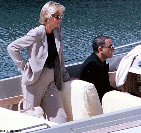 Diana and Dodi 'were so smitten they felt invincible' | Daily Mail ...