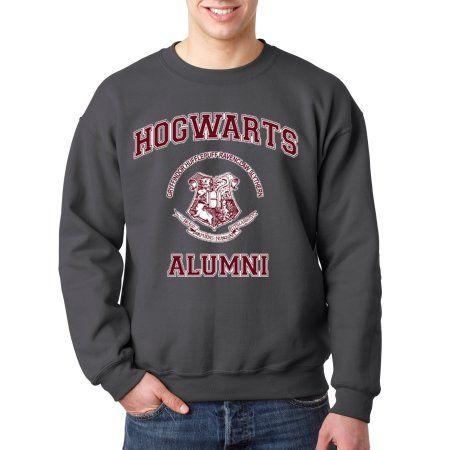 New Way 129 - Crewneck Hogwarts Alumni Sweatshirt - Walmart.com | @giftryapp