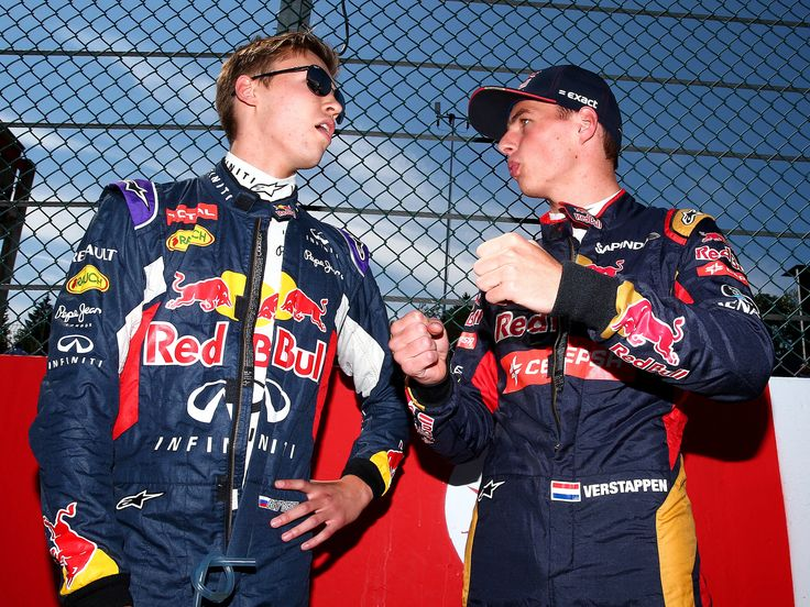 2015 BELGIAN GRAND PRIX | Scuderia Toro Rosso