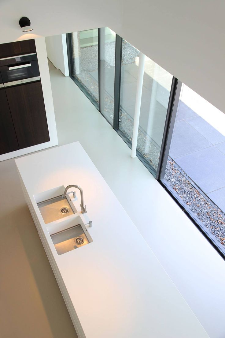 Otwarta kuchnia w bieli hola design homesquare - Find This Pin And More On Kitchen By Fiona6386