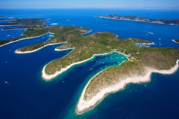Island of Palmizana, Croatia - 7 Best European Beach Holidays For 2014