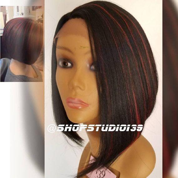 Bob Cut Wigs