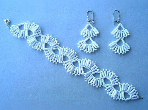 Frø perle smykker