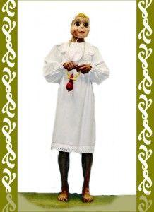 kostým mimino, půjčovna Ladana