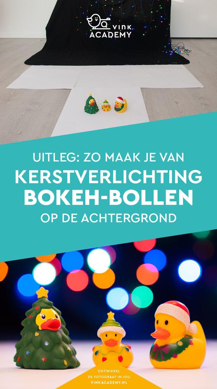 Die Geschichte hinter dem Foto: Weihnachtskarte mit Bokeh-Zwiebeln