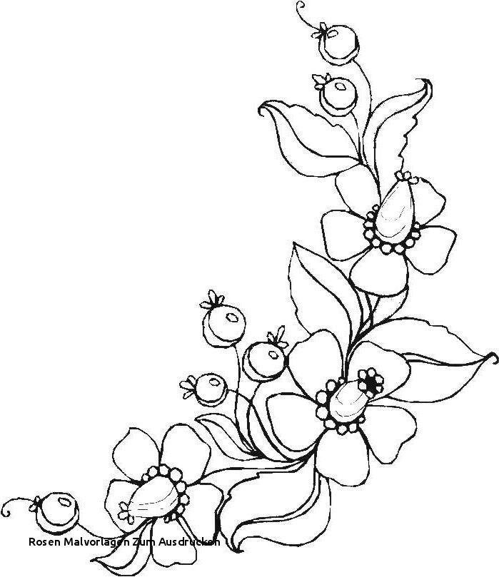 98 Einzigartig Blumenranken Zum Ausdrucken Das Bild Kinder Bilder Blumen Vorlage Ausmalbilder Malvorlagen Blumen