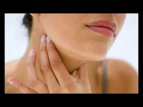 Te Molestan las flemas en la garganta - YouTube