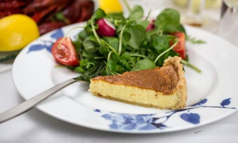 How to make Swedish Västerbotten pie - Europe's news in English