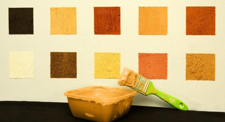 Pegue diferentes cores de terra para fazer a sua própria tinta ecológica em casa! De quebra, entenda mais sobre a composição dos diferentes tipos de solo.