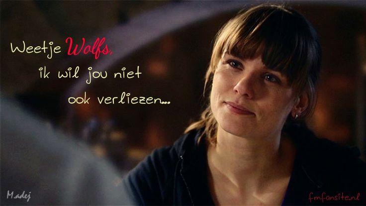 weetje wolfs.... <3 flikken maastricht screenshots van http://www.fmfansite.nl/