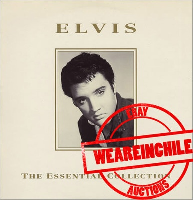 Elvis Presley Essential manufactured in Chile