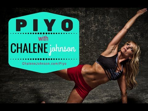 #FitnessFriday with Chalene Johnson At Home PiYo Full Body Workout with Chalene Johnson PiYo is an incredible workout that can be done from home. It balances the body, increases flexibility, strengthens, and burns a ton of calories. Build lean muscle and transform your body with this muscle sculpting, core firming workout. To do PiYo with Chalene, go to www.chalenejohnson.com/piyo/