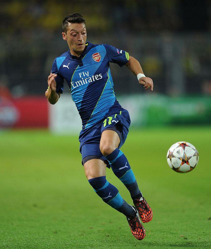 Mesut Ozil - #Arsenal #Quiz #Arsenal