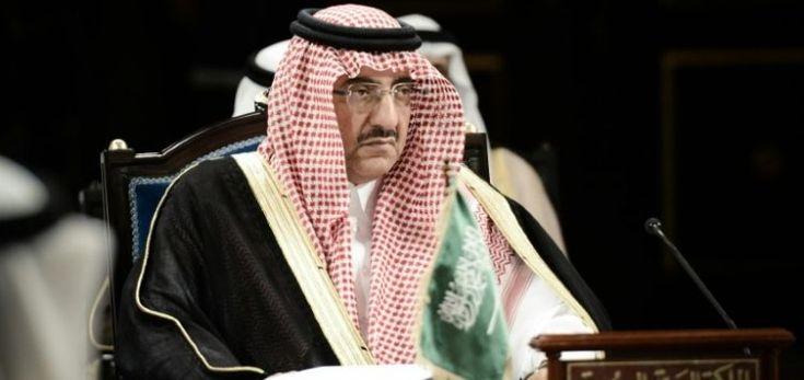 Le prince héritier et ministre de l'Intérieur d'Arabie saoudite a reçu une médaille de la CIA pour s...