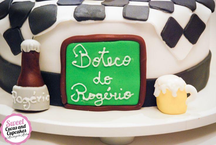 Um Blog sobre arte em fazer bolos, cupcakes, bolachas e alfajores decorados, bem como deliciosas cucas com uma especial receita de mãe.