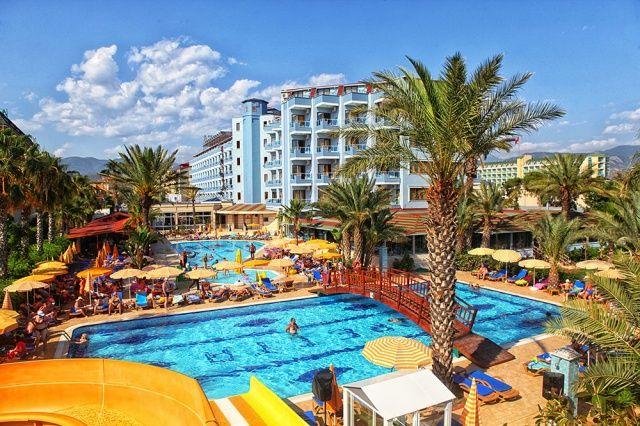 Hotel Caretta Beach, dovolena a zájazdy do hotela Turecká Riviéra - INVIA.SK