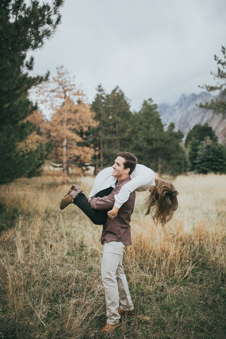 Beth + Sterling Mountain Engagements | India Earl Photography