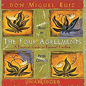 """#DonMiguel """"The Four Agreements"""" TSK Must Read"""