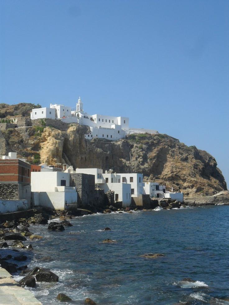 Monastry, Nisyros