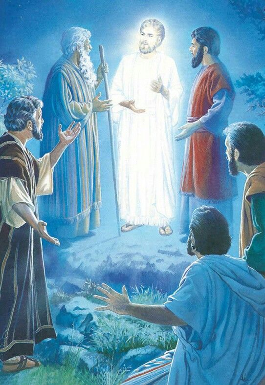 43 best images about Transfiguration on Pinterest | Sunday ...