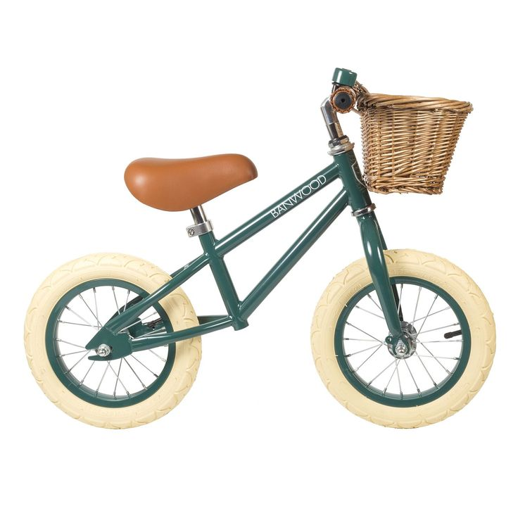 Banwood First Go Balance Bike. Available at STUDIO MINI. Great bikes for toddlers and kids. Fast shipping