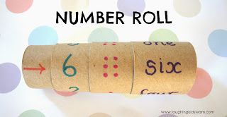 I love this idea! Great way to learn numbers:)