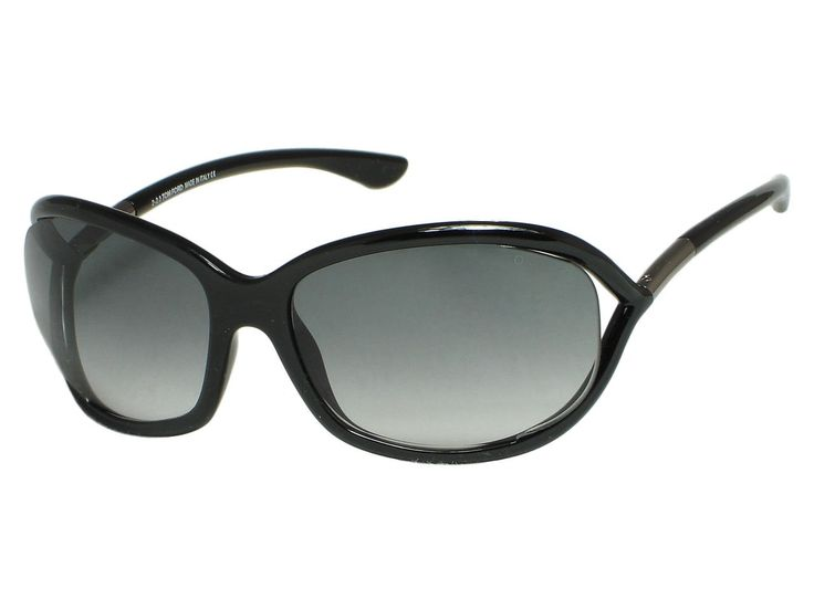 Tom Ford TF8 Jennifer 01B Shiny Black Sunglasses 61mm. Tom Ford TF8 Jennifer 01B Shiny Black Sunglasses 61mm.