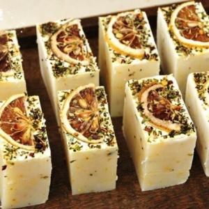 """cake"" handmade soap"