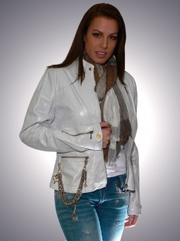 Leather Jacket, so chic!