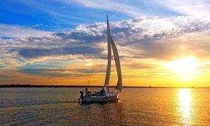 Groupon - Two-Hour Introduction to Sailing Lesson for One or Two from Sail Dallas (Up to 52% Off) in Lewisville. Groupon deal price: $49