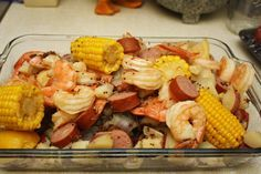 Frogmore stew!/low country boil