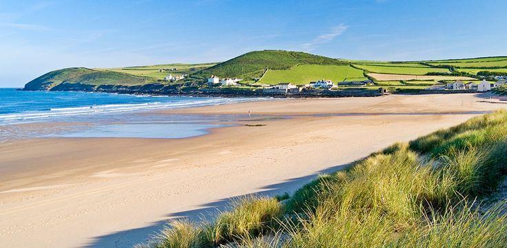 Ccroyde beach, near Croyde North Devon