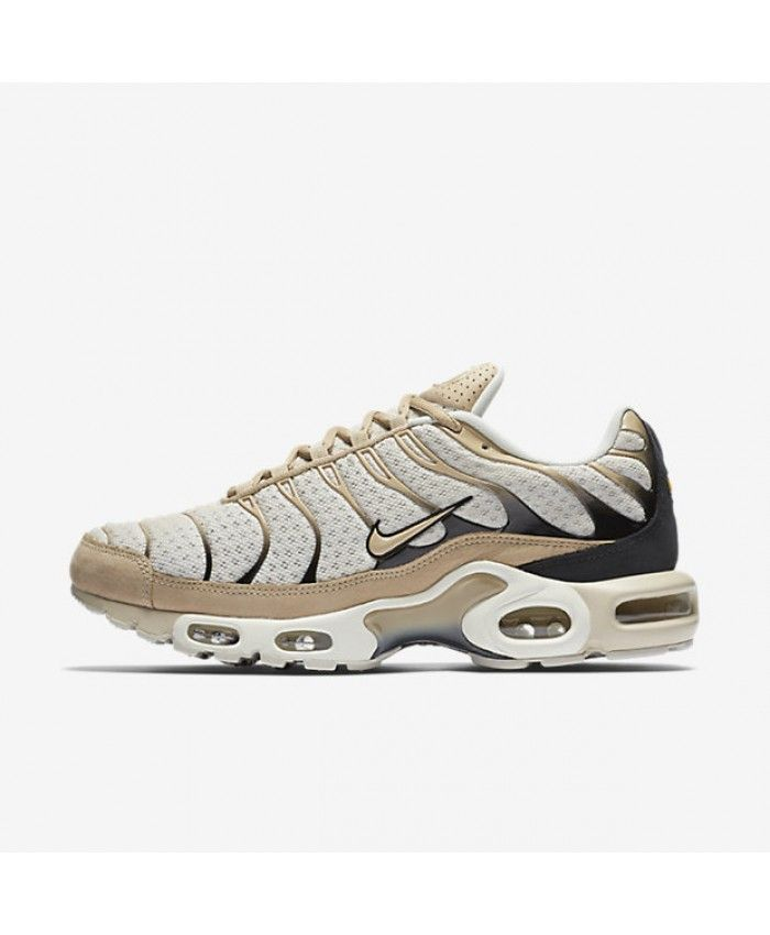 online store a6033 87fec NikeLab Air Max Plus Light Bone Sail Oatmeal Black 898018 ...