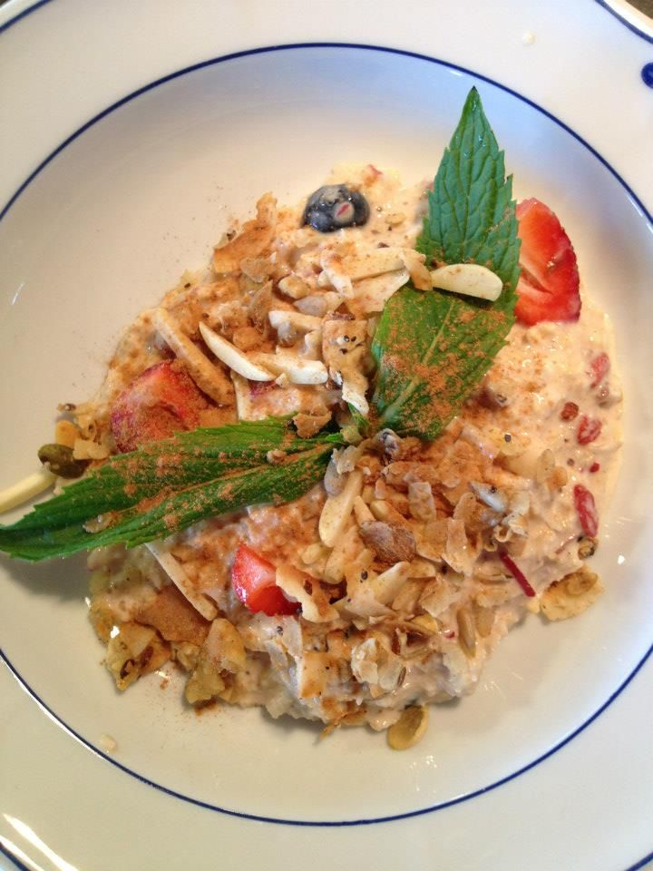 Beautiful Bircher Muesli | Jessica Sepel