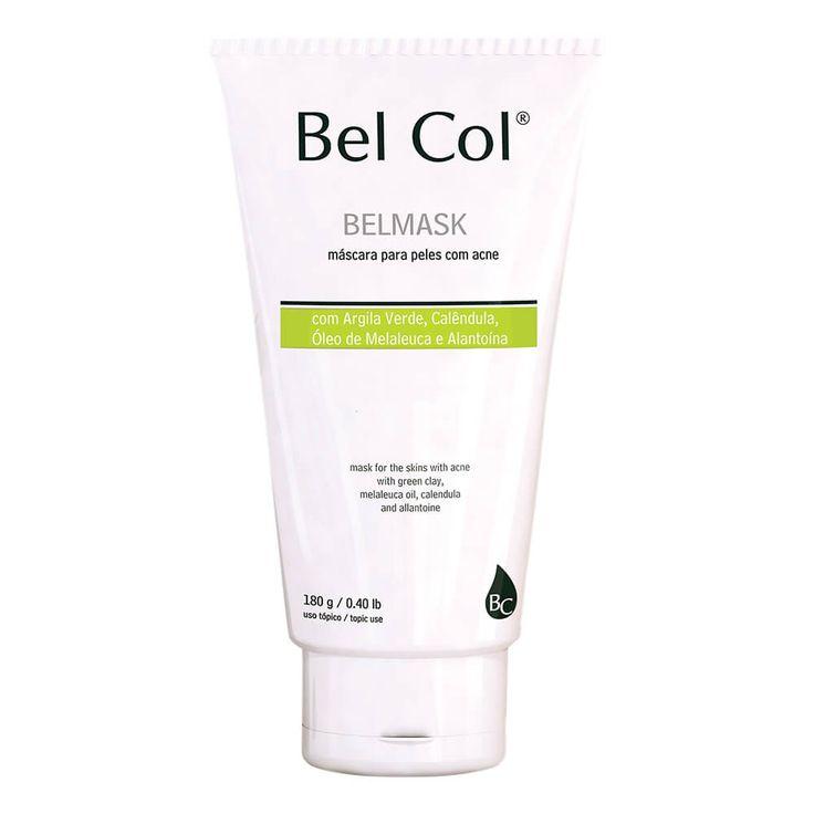 Máscara Secativa para Pele com Acne Bel Col Belmask - Shop4Men