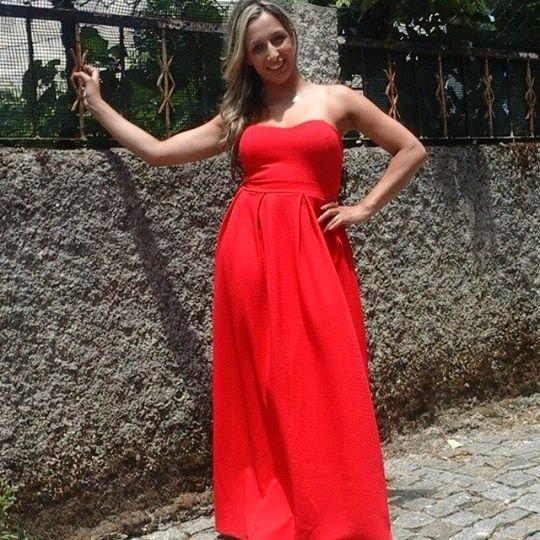 Linda a Raquel, vestida pela Lima Limão  Obrigado pela preferência.