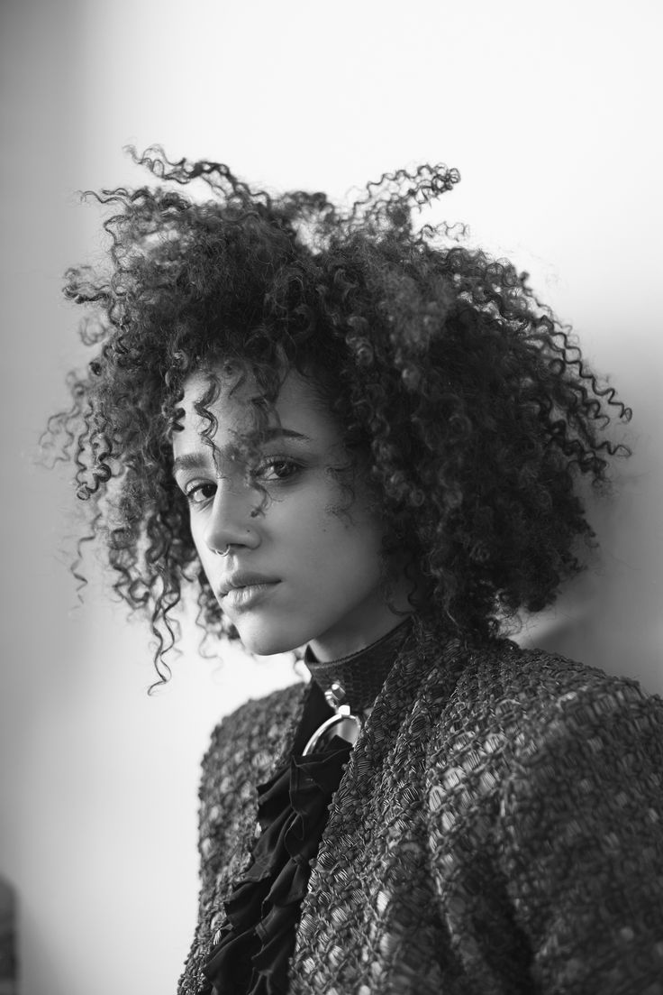Schön! Magazine (2017) - 009 - Nathalie Emmanuel Photo Gallery