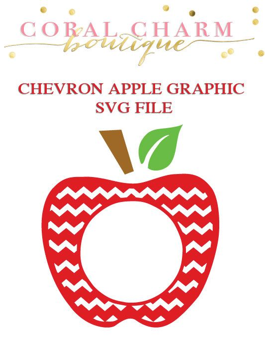 Silhouette Teacher on Chevron Circle Clip Art Free