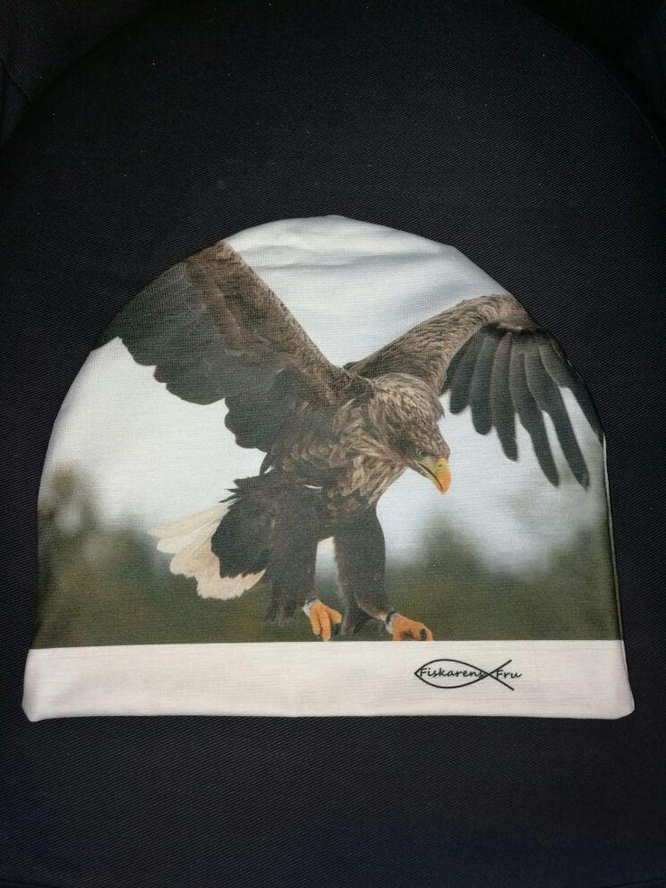 Eagle beanie