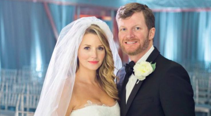 Country Music Lyrics - Quotes - Songs Nascar - Dale Earnhardt Jr. Weds In Stunning New Year's Eve Ceremony - Youtube Music Videos http://countryrebel.com/blogs/videos/dale-earnhardt-jr-marries-longtime-girlfriend-in-star-studded-ceremony
