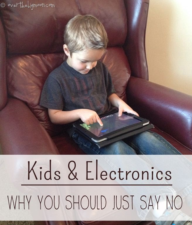 Thoughts on raising kids without a device in their hands. - There just might be hope for the human race yet ;-)
