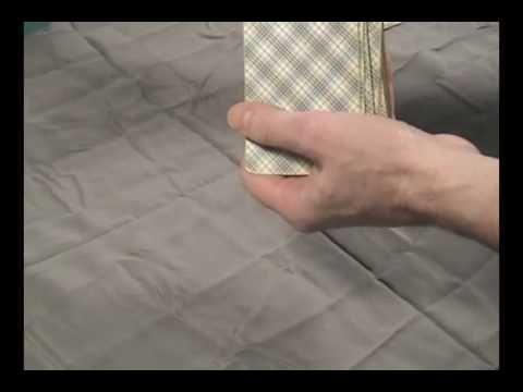 How To Shuffle Tarot Cards - YouTube