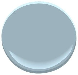 slate blue 1648 Paint - Benjamin Moore slate blue Paint Color Details