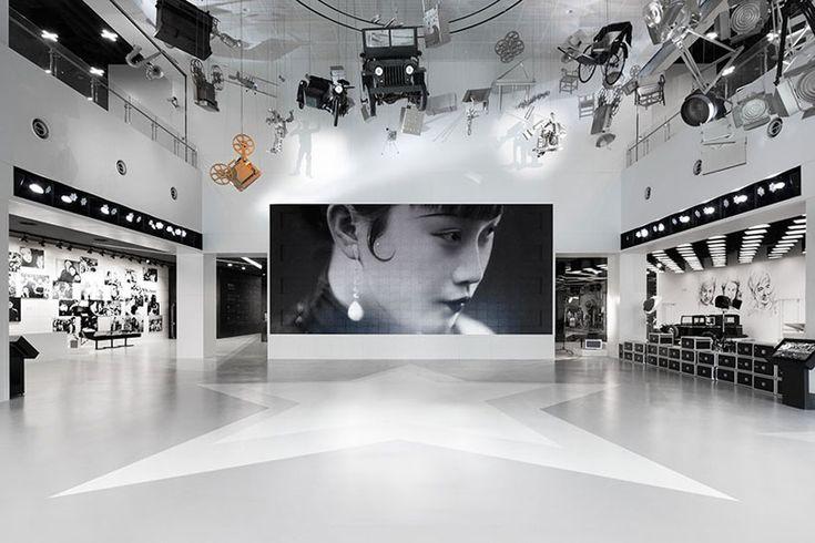 coordination asia: shanghai film museum links past and future - designboom   architecture
