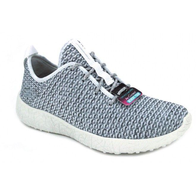 Skechers 14165 - Zapatillas de Sintético Mujer, Color Negro, Talla 36 EU