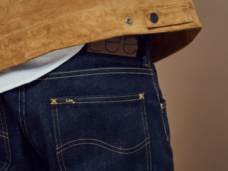 Lee Jeans |  Shop now at The Idle Man | #StyleMadeEasy