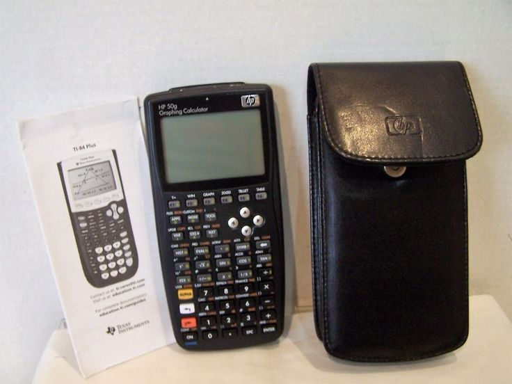 HP 50g Graphing Calculator #HP