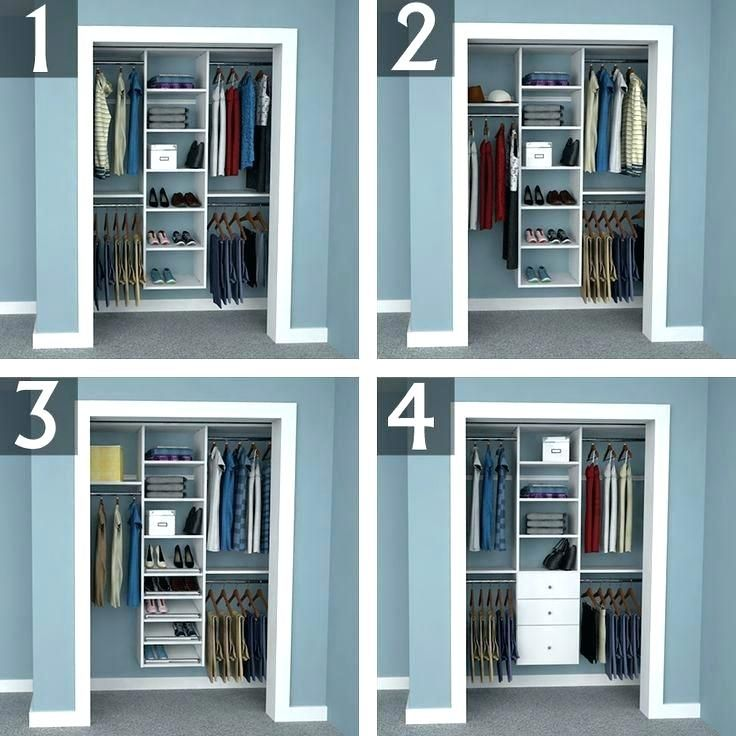 Closet Remodel Ideas Amazing Design Bedroom Closet Design Bedroom Organization Closet Closet Remodel